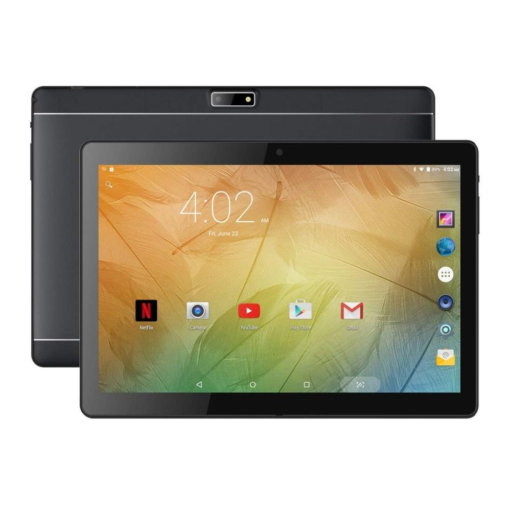Andriod 7.0 10.1 Inch Tablet PC WiFi Bluetooth Tablet IPS 1920x1200 Touch Screen 2GB RAM +16GB ROM 2.0+5.0MP Dual Camera