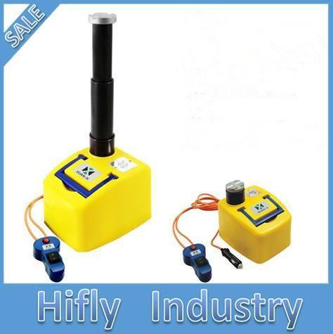 Taille minimum 17 cm hauteur maximale 47 cm voiture électrique vérin hydraulique jack automatique voiture Jack électrique (certificat CE ROHS EMC)