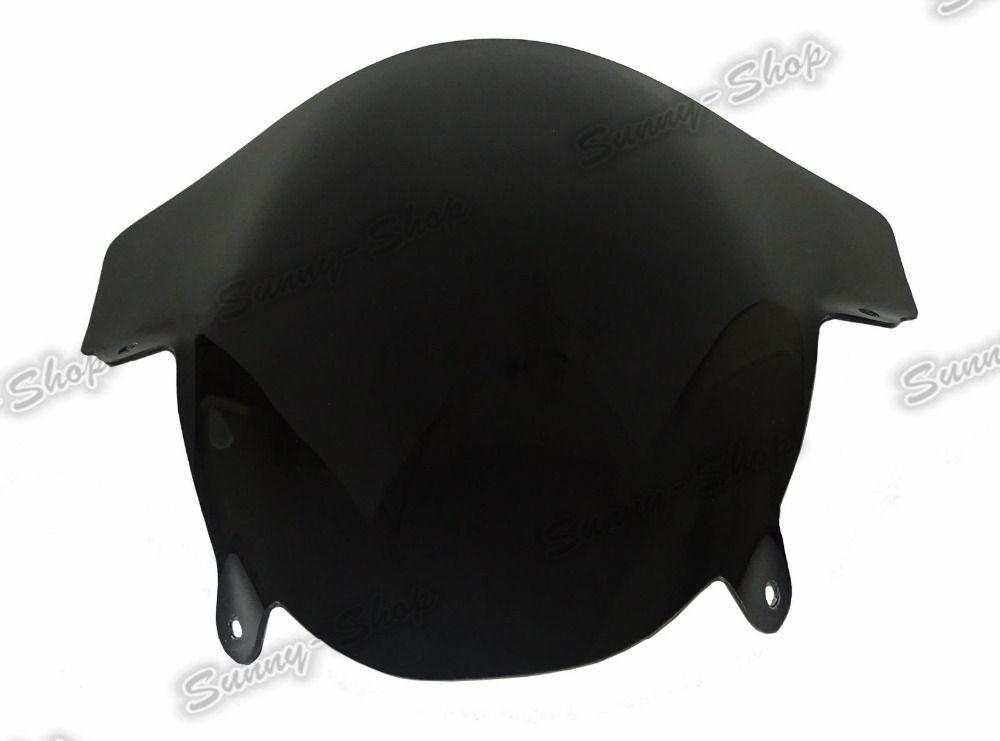 Standard Windscreen Windshield Shield Screen For Suzuki Katana GSX650F GSX 650F 2008-2010 2011 2012 2013 / GSX1250FA 2011-2012