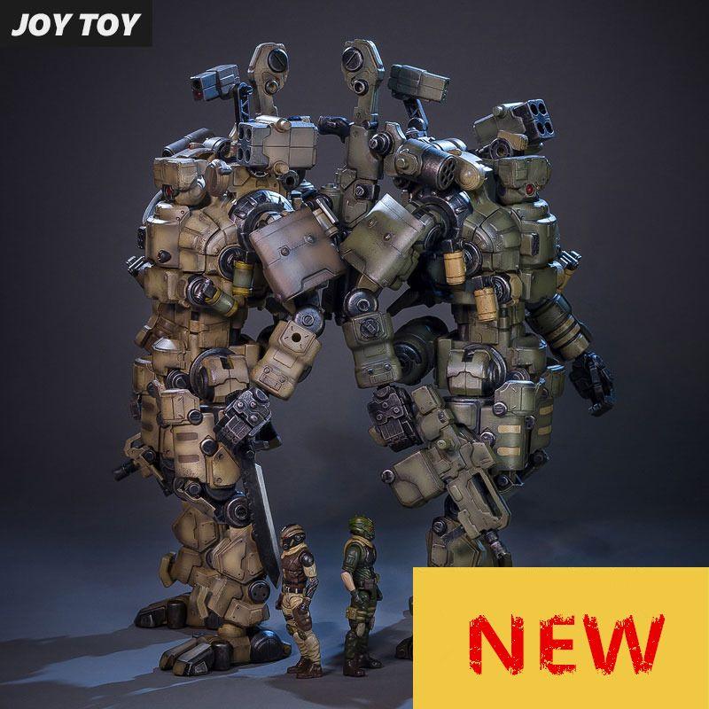 FREUDE SPIELZEUG 1:27 Action figure roboter Military soldat Set der 4rd generation ein geburtstagsgeschenk spielzeug (Einfache verpackung) RE009