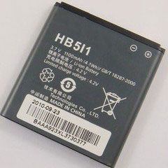ALLCCX high quality mobile phone battery HB5I1/HB5I1H for Huawei C8300 U8350 G7010 C6200 C6110 G6150 with good quality