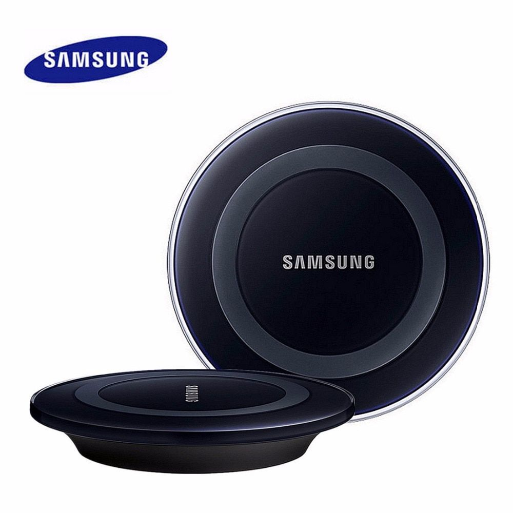 Samsung Wireless Charger QI Charging Pad for Samsung Galaxy S6 S6 Edge S7 S7 Edge Note 5 Note8, EP-PG920I Original Charger