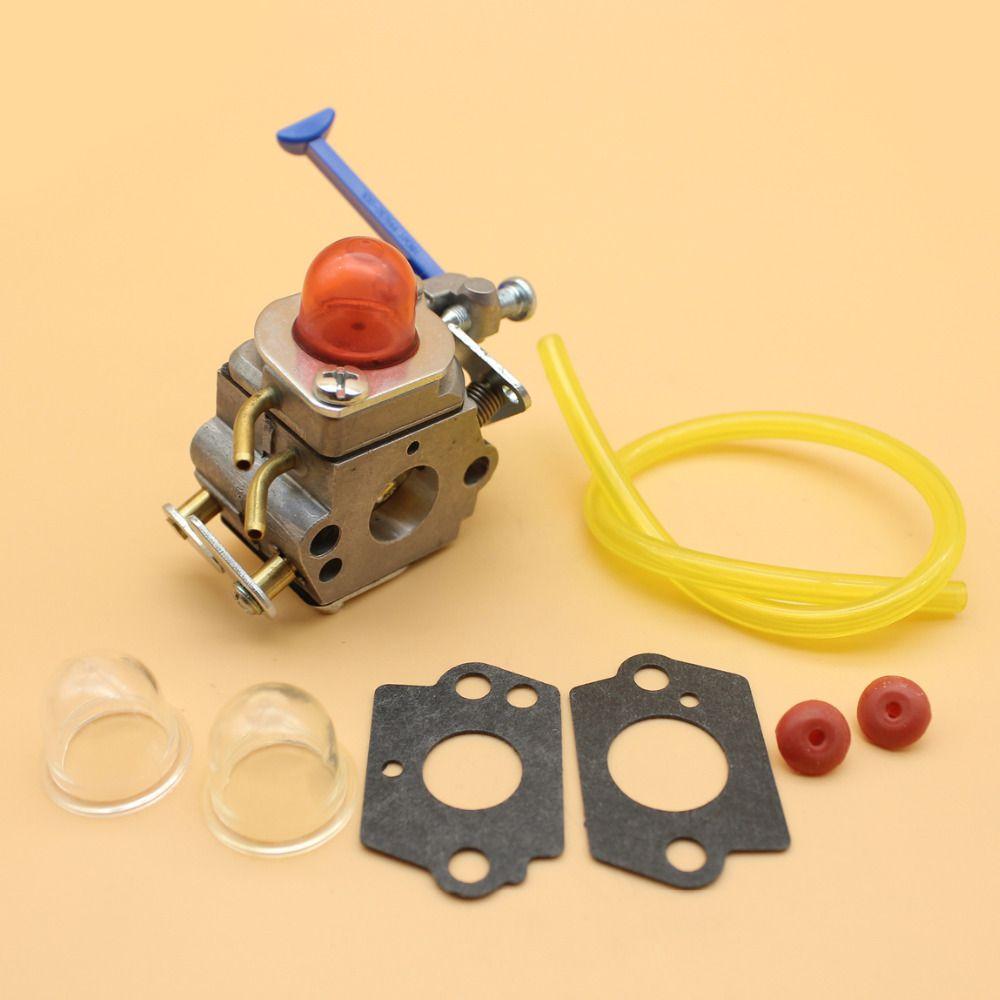 Carburetor Check Valve Primer Bulb Fit Husqvarna Trimmer 124L 125 R L LD 128C 128CD 128L 128 LD LDX 128R RJ 128DJX ZAMA Carb