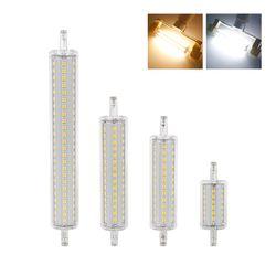 Dimmable Ampoule R7S LED Maïs 2835 SMD 78mm 118mm 135mm 189mm lumière 7 W 14 W 20 W 25 W Remplacer Halogène Lampe AC 85-265 V Projecteur