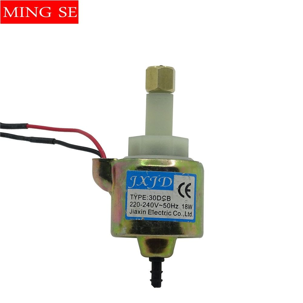 400 w/600 w/900 w 30DCB 18 W accessoires de machine à brouillard ventouse tige de pompage en plastique joint électromagnétique pompe à fumée machine