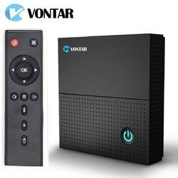 VONTAR TX92 3GB 64GB android tv box 7.1 octa core 4K Amlogic S912 2GB 16GB 32GB 2.4G/5GHz Wifi BT4.1 Stalker Tanix TX92
