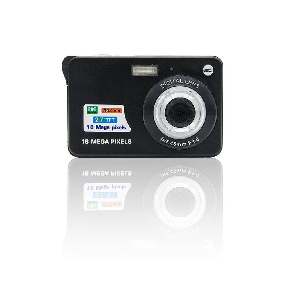 HD 720P Digital Camera LCD Screen 3.0MP CMOS sensor  oct.27 Home digital camera children macro Camera gift card camera