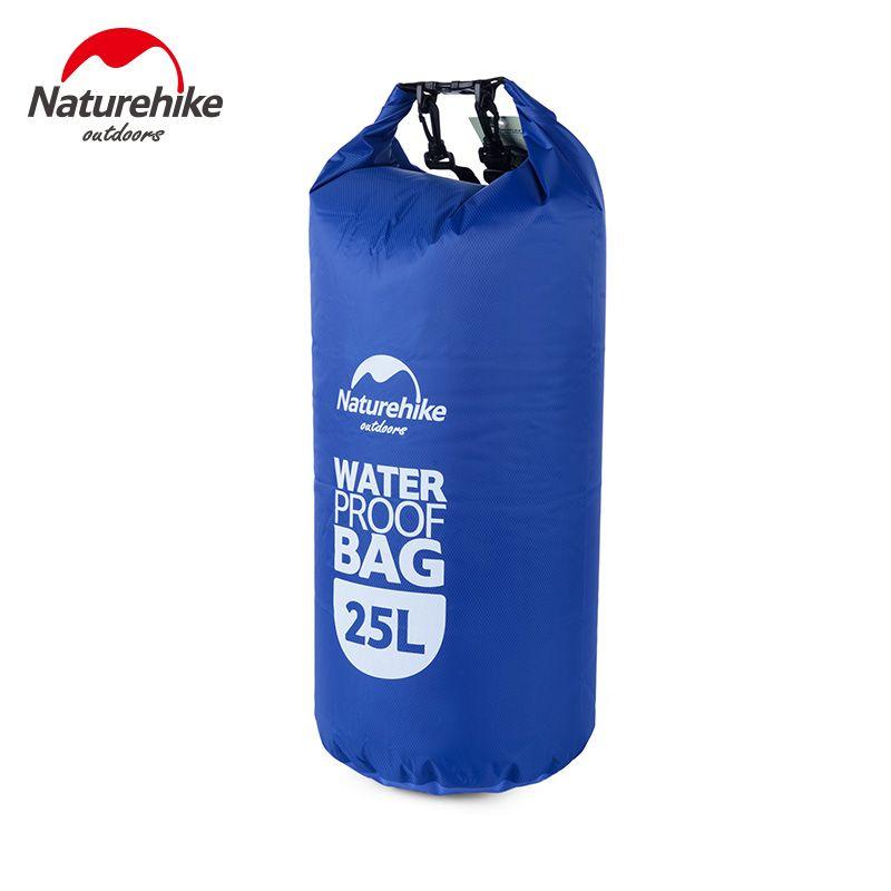 Naturetrekking 25L sac à dérive en plein air natation sac à sec sacs de rangement pour hommes sac à eau de Compression de Rafting équipement de Kit de voyage