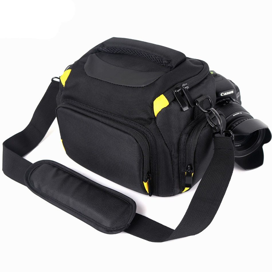 Waterproof DSLR Camera Bag Case For Canon EOS 200D 750D 760D 800D 650D 600D 1300D 1200D 1100D 60D 77D 6D 7D 5D 5D Mark III II IV