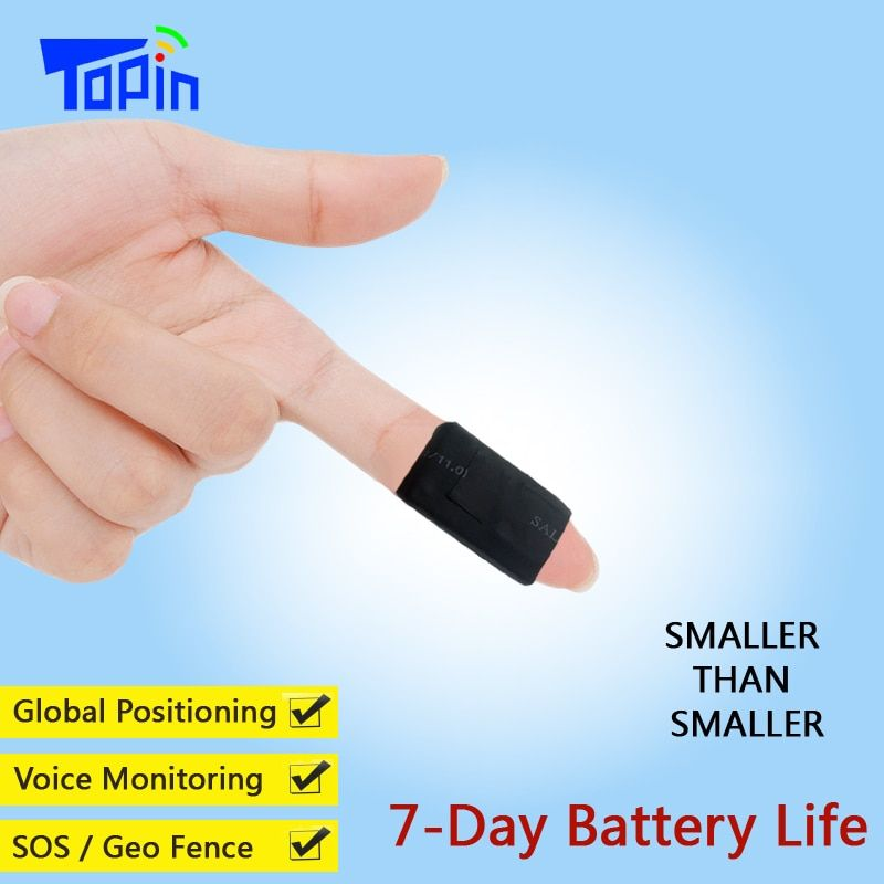 D3 Micro GPS Tracker Real-time Call Voice Monitoring Web App Tracking SMS Voice Recorder for Children Pets Luggage Car Locator