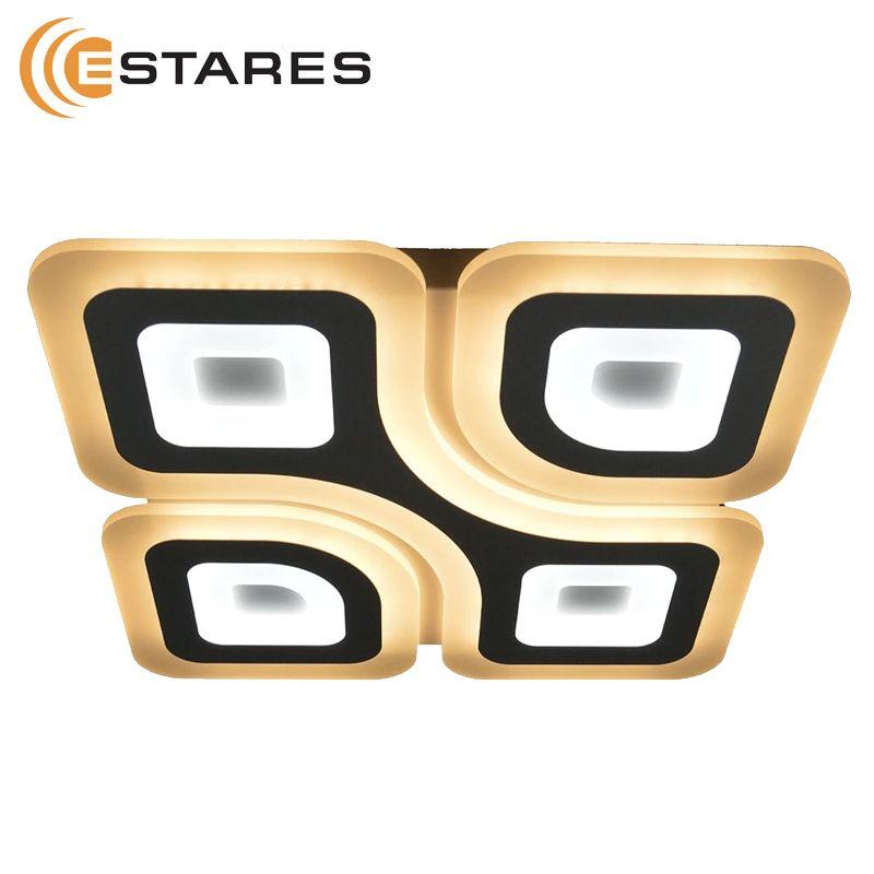 Steuerbar LED lampe Geometria Quadrate 85 W q-500-white-220-ip44 Maysun Estares