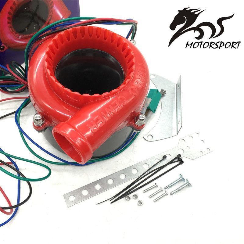 La soupape de soufflage électronique est livrée avec un son turbo pour les voitures générales sans turbo