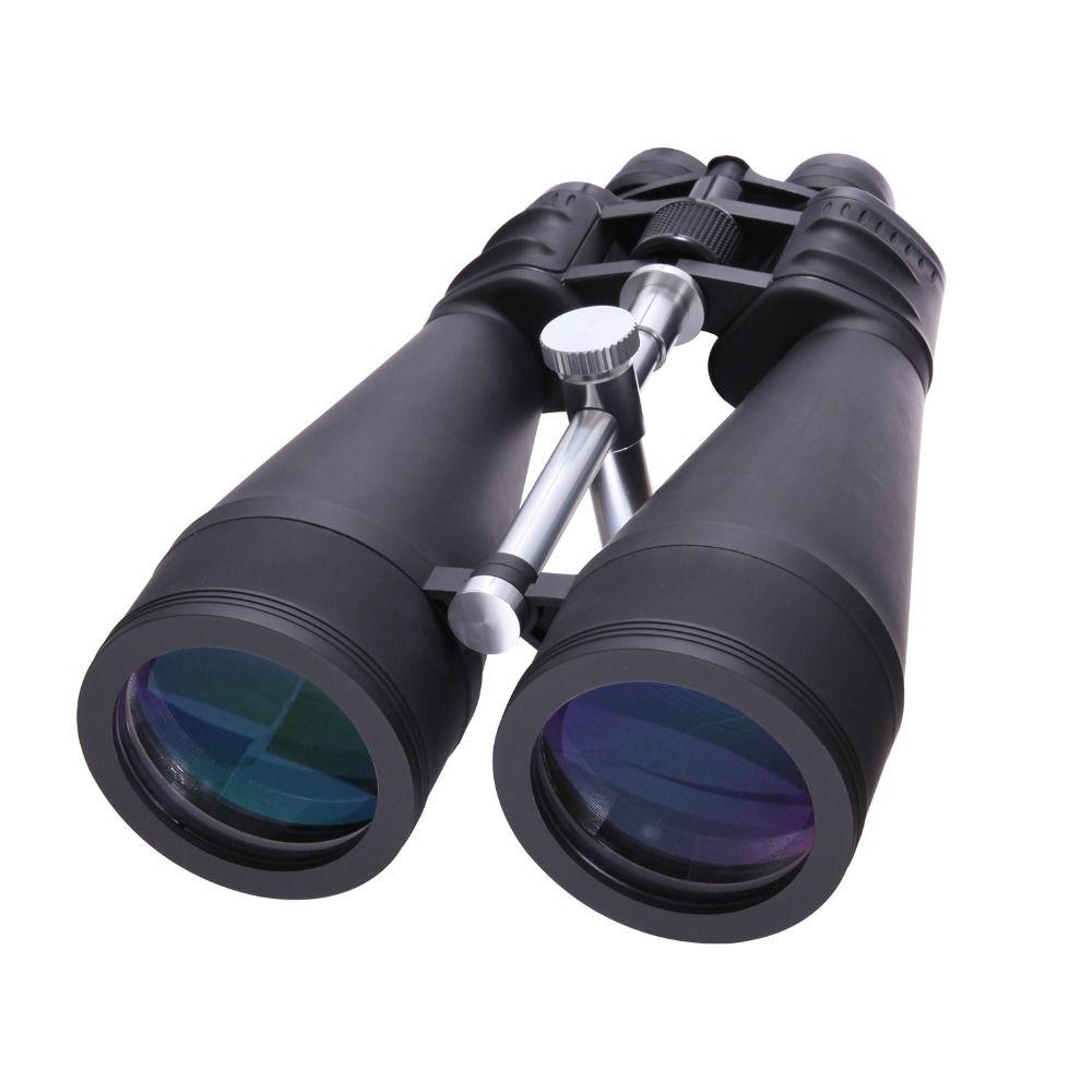 Scokc15-45X80 Hd étanche Lll Vision nocturne haute puissance zoom marine jumelles télescope professionnel de chasse sans télescope infrarouge