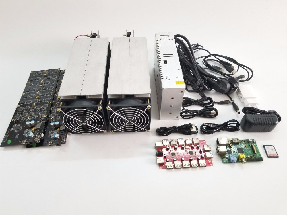 Used Gridseed miner 5.2MH/S 2pcs a set Litecoin mining machine two pcs gridseed blade a set USB miner the best LTC mining