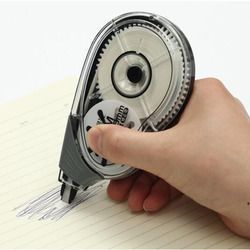 30m * 5mm Correction Tape Reel Long White Sticker Learning Office Largest Mating Tool