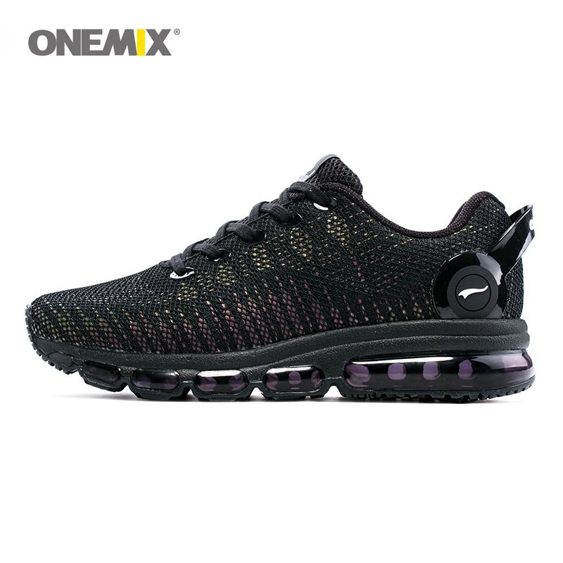 ONEMIX Running Shoes for Men And Women Lightweight and Breathable Sneaker for Outdoor Sport and Air Cushion Jogging SizeEU35-46