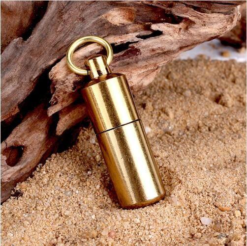 Mode creative pétrole léger portable mignon mini léger petit cadeau essence kérosène Briquet porte-clé Givré en métal léger