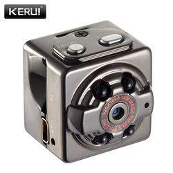 KERUI 1080 P мини Камера инфракрасный ИК-Ночное видение DVR DV мини Cam движения Запись голос видео мини видеокамеры SQ8 мини Камера