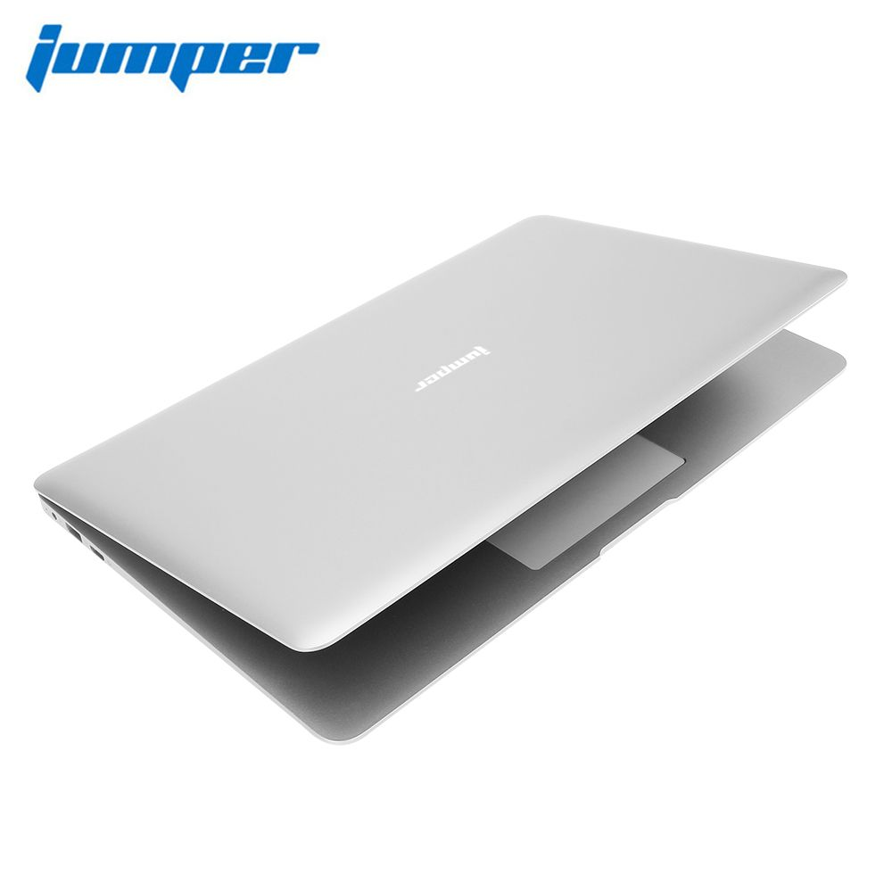 Джемпер ezbook 2 A14 ноутбук 14.1 дюймов Intel Cherry Trail Z8300 4 ядра 1.44 ГГц Оконные рамы 10 1080 P FHD 4 ГБ Оперативная память 64 ГБ EMMC ноутбука