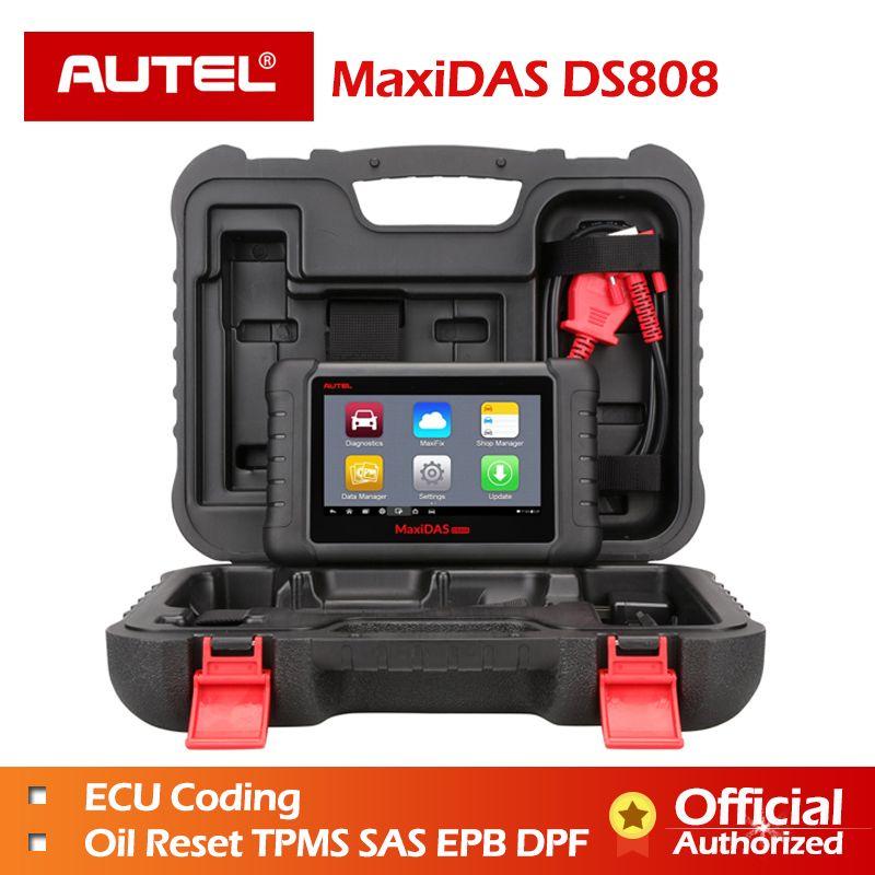 [AUTEL Händler] Autel MaxiDas DS808, die nächste generation von DS708/DS 708 Automotive Diagnostic & Analyse System