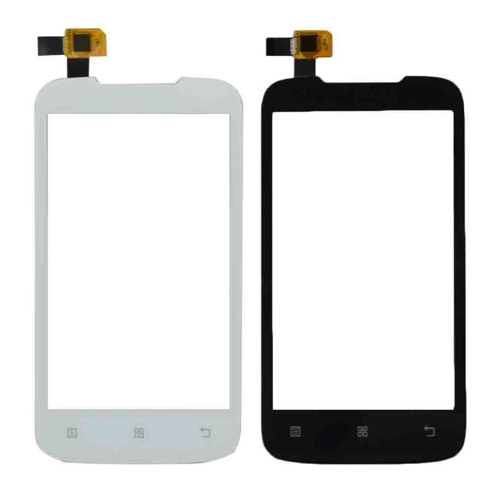 Vannego 4.0'' High Quality Touch Panel Sensor For Lenovo A369 A369i Touch Screen Digitizer Front Glass Lens Touchscreen Touchpad