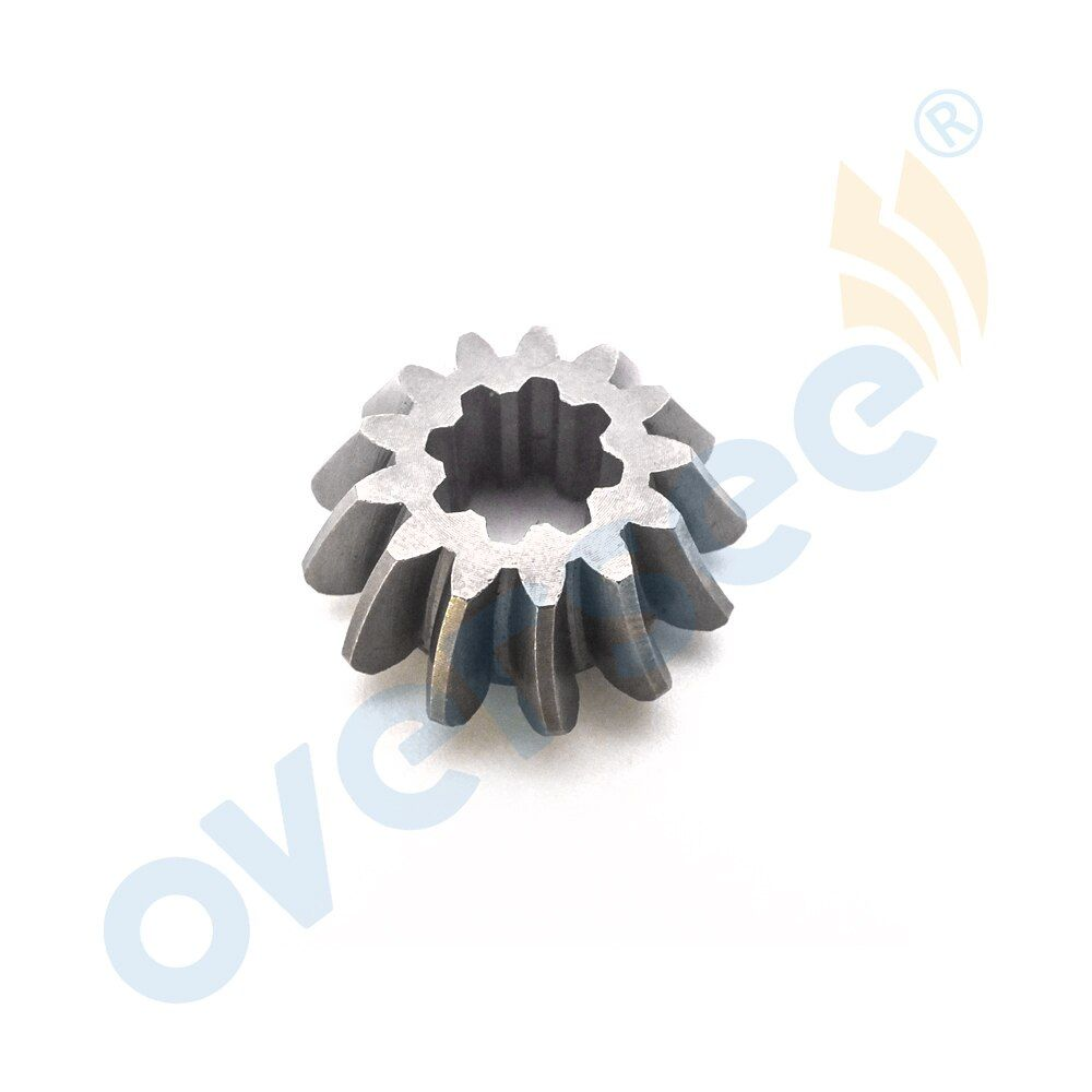 OVERSEE 6L5-45551-00 6L5-45551 Outboard Motors Pinion Gear for Yamaha F2.5 3MH 3G 3L 3S
