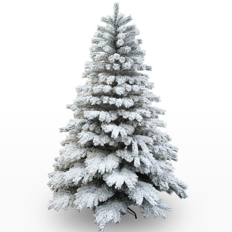 1.8m/180cm 2.1m/210cm snow addiction hanging Christmas tree snow Christmas tree shopping mall home decoration