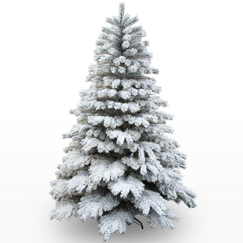 1.8m/180cm 2.1m/210cm snow addiction hanging Christmas tree snow Christmas tree shopping mall home decoration