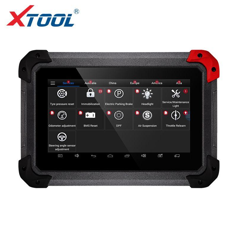 XTOOL EZ400pro Diagnose Werkzeug OBD2 OBDII Scanner Diagnose-Werkzeug Freies Update Online Auto Diagnose Werkzeug Kostenloser Versand