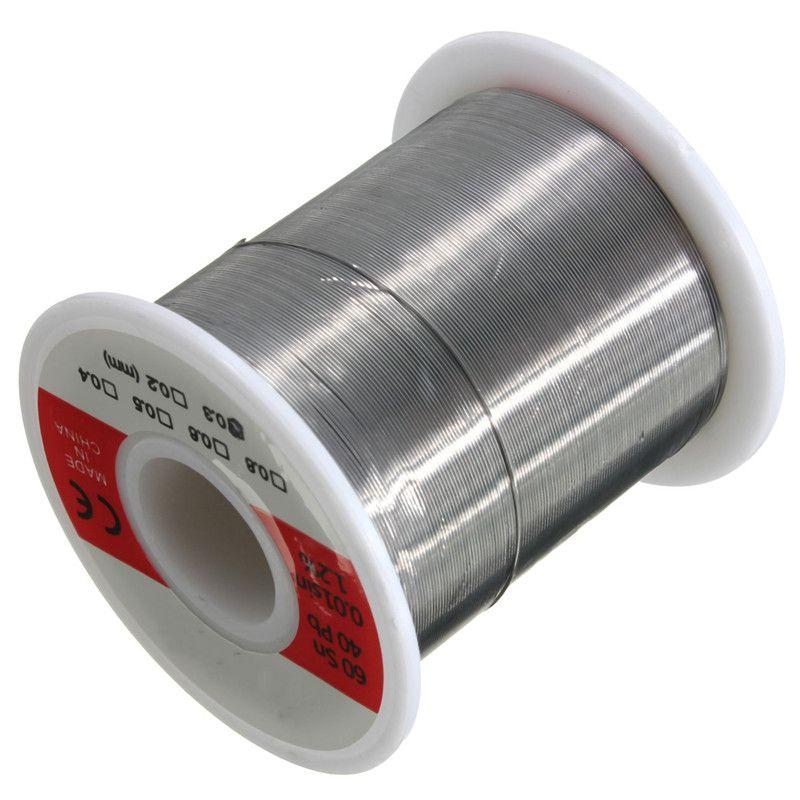 0.3 мм 150 г Олово Свинец FLUX 1.2% Розин припой сварки Провода 60/40 новое поступление