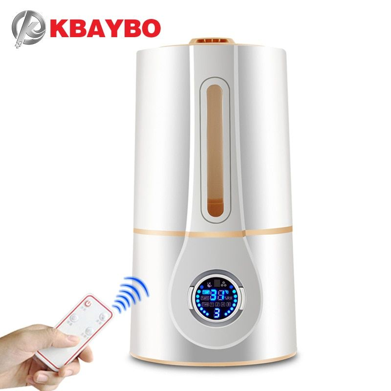 KBAYBO Air Diffuser 3L fogger Ultrasonic Air Humidifier with remote control electric Air Purifier Cool Mist Maker for home