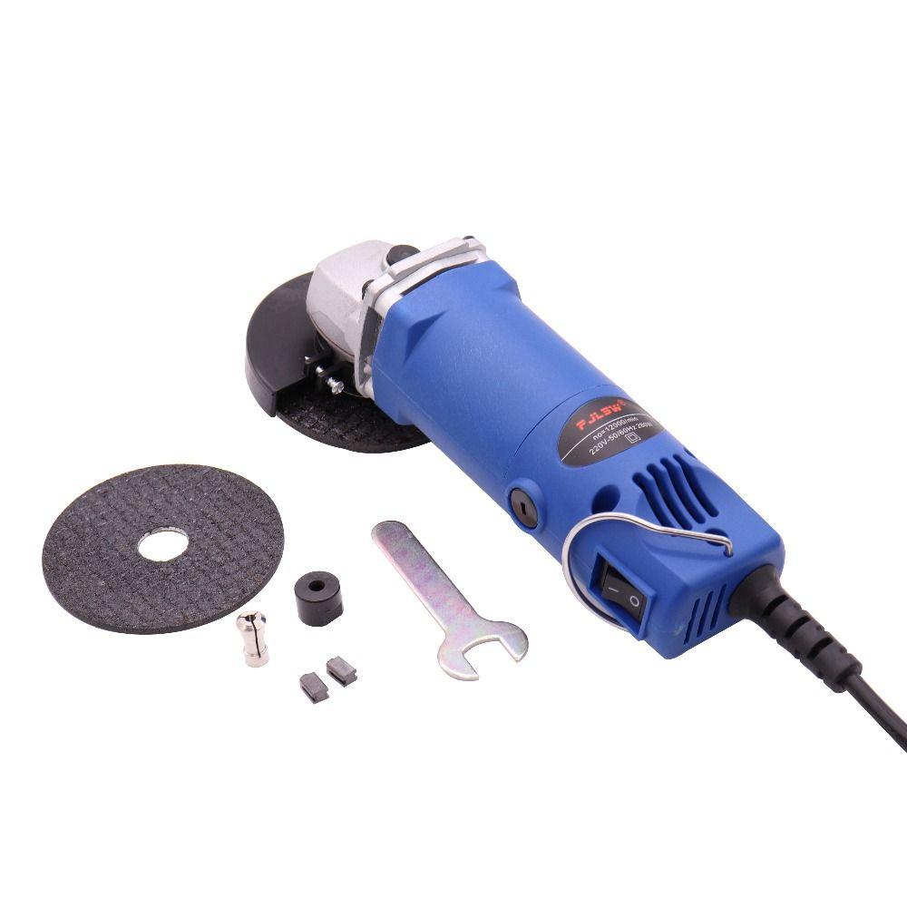 PJLSW 220 V 280 Watt mini poliermaschine winkelschleifer schneiden maschine multifunktions schleifmaschine