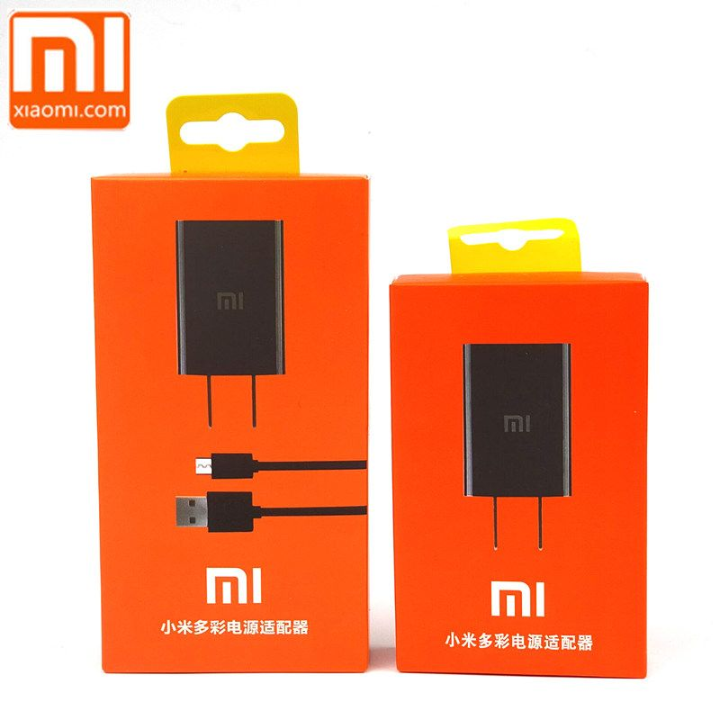 Xiaomi Usb Charger Original 5V/2A Wall Power Adapter Charge Redmi 4x 5 plus note 4 4a 4x mi 4 3 2 mi4 mi 3 mi2 Micro usb cable