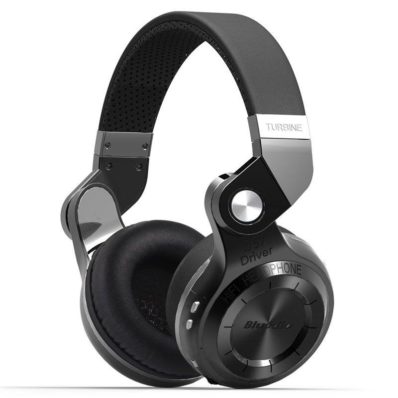 Bluedio T2S casque bluetooth casque stéréo sans fil avec microphone bluetooth 5.0 pour iPhone Xiaomi