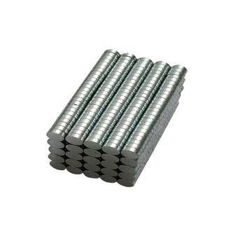 En vrac Petit Rond 200/100 pcs NdFeB Néodyme Disc Magnets Dia 3mm x 1mm N35 Super Puissant forte Rare Terre NdFeB Aimant