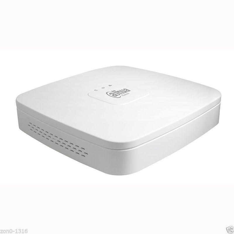 Dahua Original egnlish version NVR4108-8P-4KS2 8CH Smart 1U 8PoE 4K&H.265 Lite Network Video Recorder