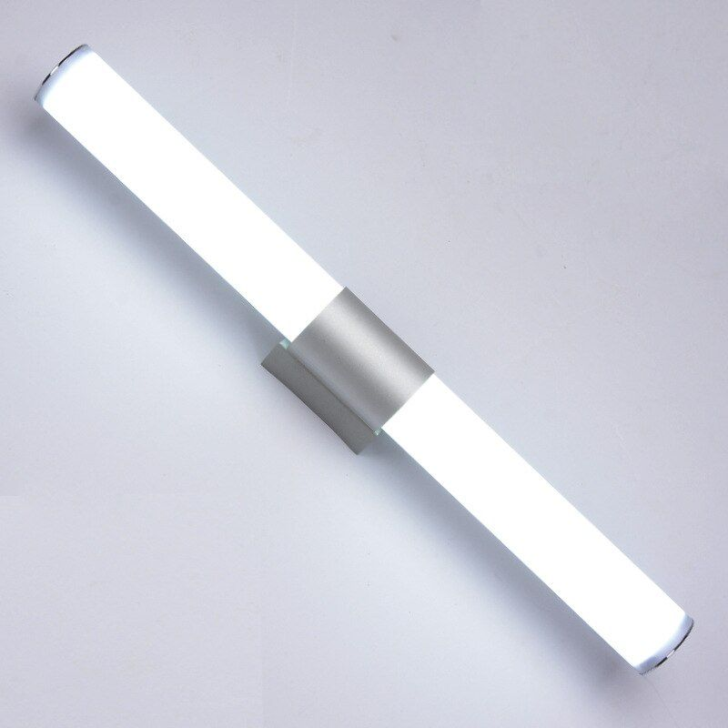 iYee Wall lamps bathroom vanity led mirror light Waterproof 12W 16W 22W AC85-265V LED tube Modern Wall lamp Bathroom Lighting