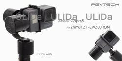 Gopro hero 5 pgy adapter klip pemegang zhiyun z1 kamera aksesoris gimb evolution