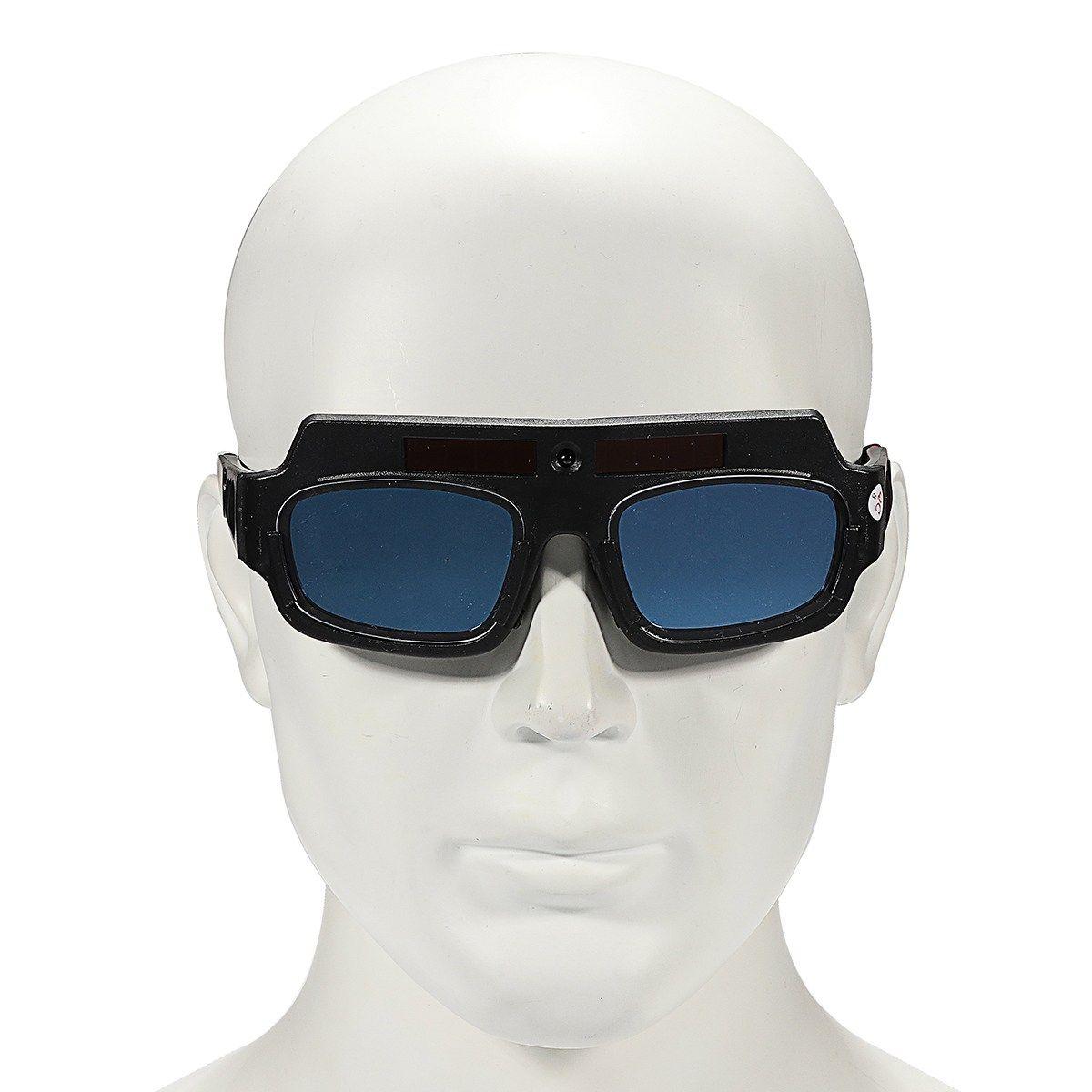 NEW Safurance Solar Auto Darkening Welding Mask Helmet Eyes Goggle Welding Glasses Workplace Safety Eye Protection