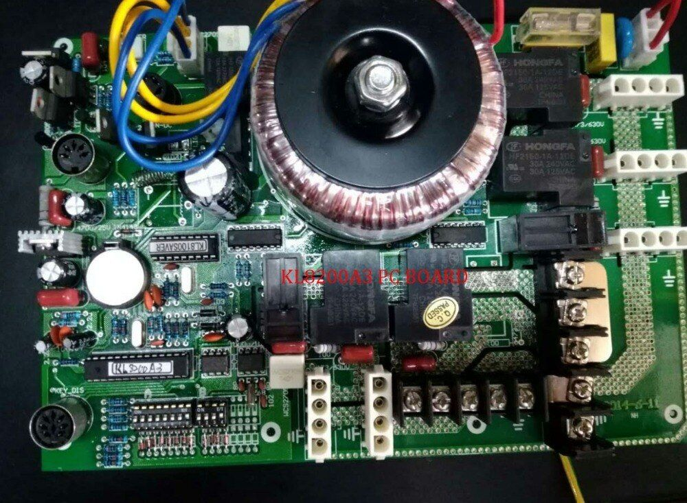 ETHINK whirlpool PC platine mit transformator KL8100 KL8200 replacment