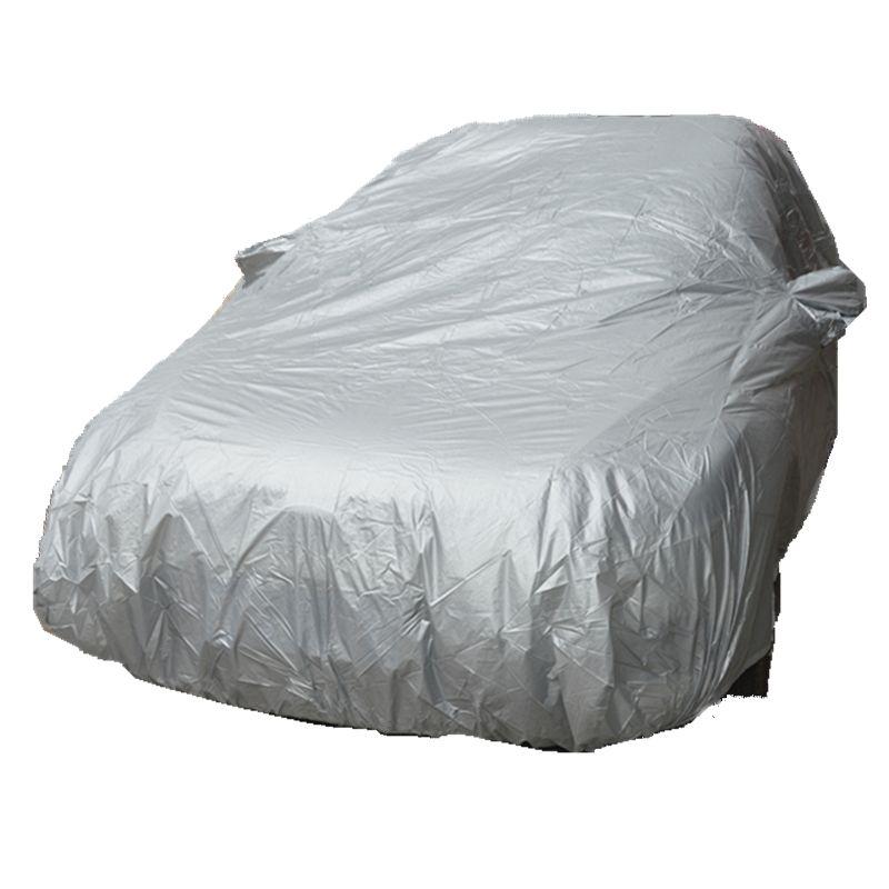 Автомобильные тенты, размер S/M/L/XL, SUV L/XL, для помещений и улицы, полное покрытие автомобиля, защита от солнца, УФ, снега, пыли, дождя, бесплатная...