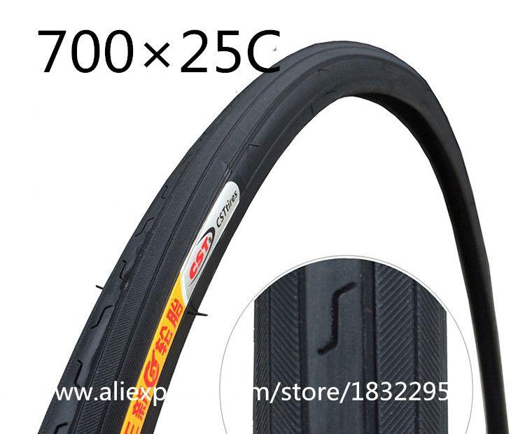 1 stück CST Fahrrad reifen 700C 700*20/23/25/28/32/35/38/40 C rennrad reifen bicicleta pneu stahldraht ultraleicht