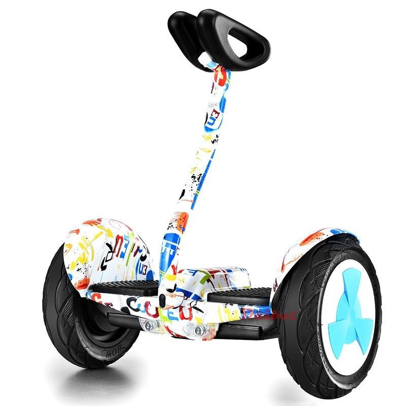 Electric skateboard 2 wheels self balancing adult scooter 10 inch bluetooth hoverboard with mobile APP