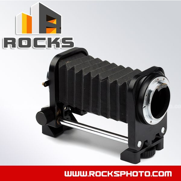 AF Confirm Macro Fold Bellows For Nikon D800 D800E D7000 D4 D3000 D5100 D300S
