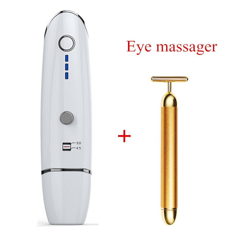 Radar V carving Mini Hifu Ultrasound RF Face Lifting Facial Machine Skin Rejuvenation Forehead Wrinkle Remover Anti Aging Device