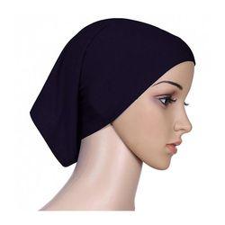 Date Islamique Femmes Musulmanes Foulard de Coton Underscarf Hijab Couverture Couvre Capot 943 W