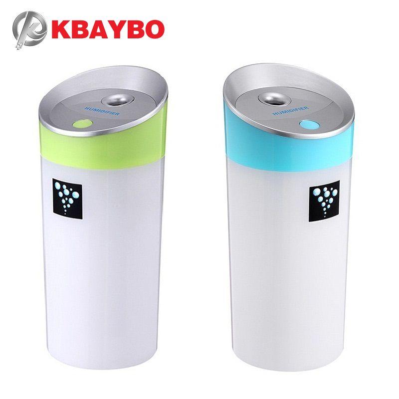 2016 USB увлажнитель ультразвуковой увлажнитель воздуха Арома диффузор Mist чайник, Эфирные масла диффузор дома и автомобиля