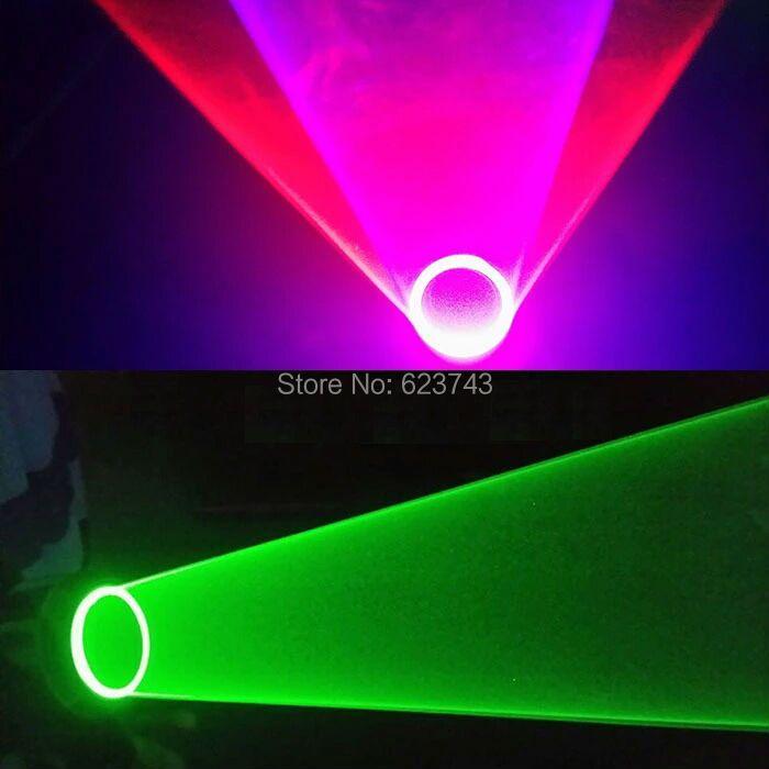 1Pcs Multicolour Laser Vortex Gloves DJ Tunnel Effect Auto Rotating Vortex Laser Glove Laser hand light for DJ Dance Party Club