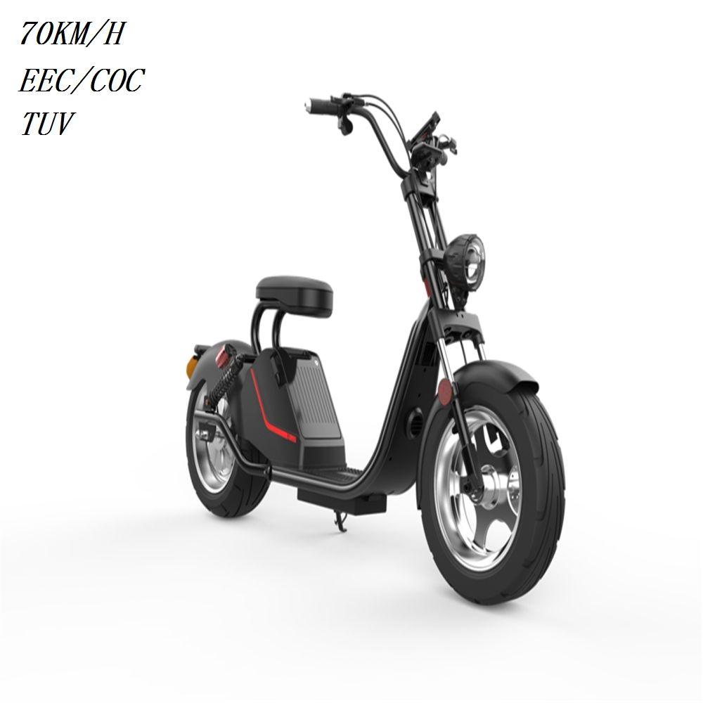 EUR Lager EWG/COC 1500 W/3000 Batterie 60 V 20ah Elektrische Roller Fahrrad 45 km/h Elektrische Fahrrad fahrrad Stadt Coco für Erwachsene