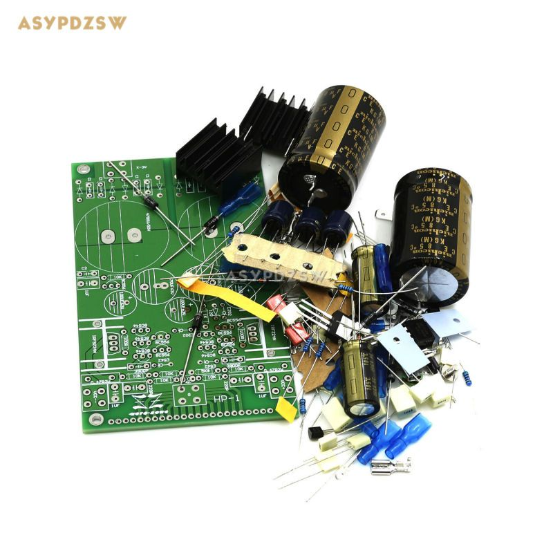 HP1 Series regulator (Reference a22 circuit) Preamplifier servo power supply DIY Kit DC +/-30V